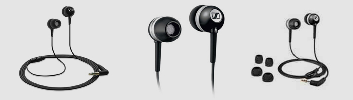 Sennheiser CX300B MKII Earbuds - best headphones for bass