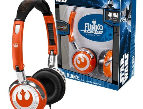 7 Awesomely Geeky Headphones