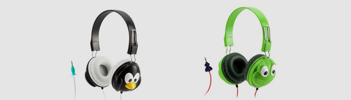kazzo headphones for children