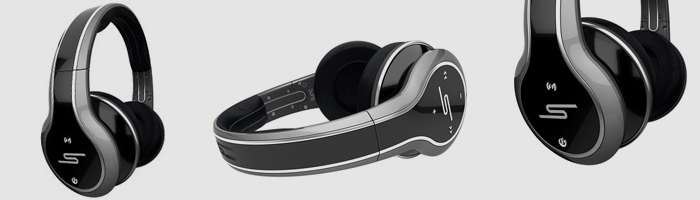 sms wireless headphones